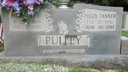 PULLEY, JR., ROBERT H. - Houston County, Tennessee | ROBERT H. PULLEY, JR. - Tennessee Gravestone Photos