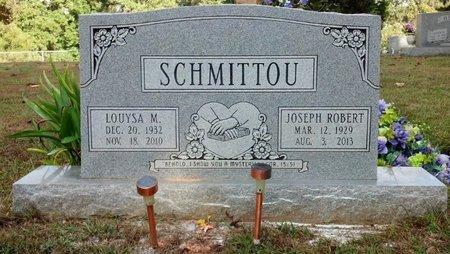 SCHMITTOU, JOSEPH ROBERT - Houston County, Tennessee | JOSEPH ROBERT SCHMITTOU - Tennessee Gravestone Photos