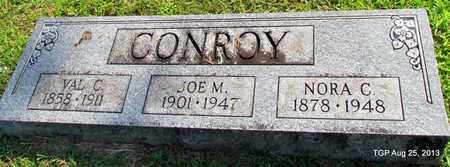 CONROY, NORA C - Humphreys County, Tennessee | NORA C CONROY - Tennessee Gravestone Photos