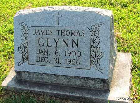 GLYNN, JAMES THOMAS - Humphreys County, Tennessee   JAMES THOMAS GLYNN - Tennessee Gravestone Photos