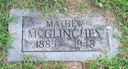 MCGLINCHEY, MATHEW - Humphreys County, Tennessee   MATHEW MCGLINCHEY - Tennessee Gravestone Photos