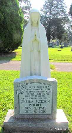 PRIEBEL, SHEILA - Humphreys County, Tennessee | SHEILA PRIEBEL - Tennessee Gravestone Photos