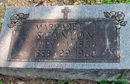 SCANLON, MARGARET - Humphreys County, Tennessee | MARGARET SCANLON - Tennessee Gravestone Photos