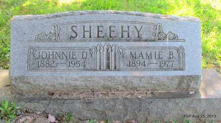 SHEEHY, MAMIE B - Humphreys County, Tennessee | MAMIE B SHEEHY - Tennessee Gravestone Photos