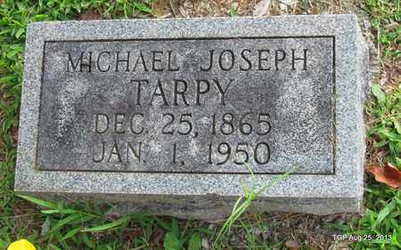 TARPY, MICHAEL JOSEPH - Humphreys County, Tennessee | MICHAEL JOSEPH TARPY - Tennessee Gravestone Photos