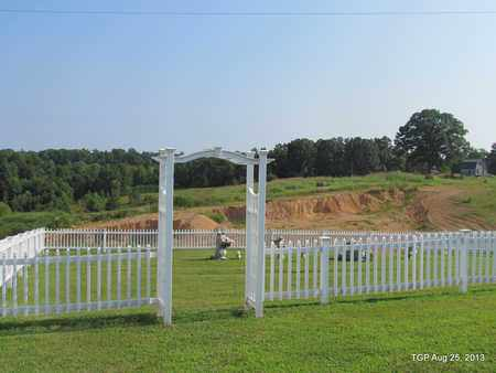 *ZION HILL OVERVIEW,  - Humphreys County, Tennessee |  *ZION HILL OVERVIEW - Tennessee Gravestone Photos