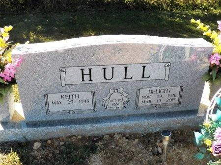 HULL, DELIGHT CUMMINS - Jackson County, Tennessee | DELIGHT CUMMINS HULL - Tennessee Gravestone Photos