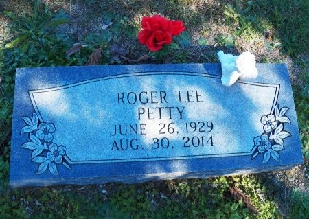 PETTY, ROGER LEE - Jackson County, Tennessee | ROGER LEE PETTY - Tennessee Gravestone Photos