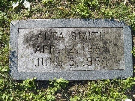 SMITH, ALTA AVO - Jackson County, Tennessee   ALTA AVO SMITH - Tennessee Gravestone Photos