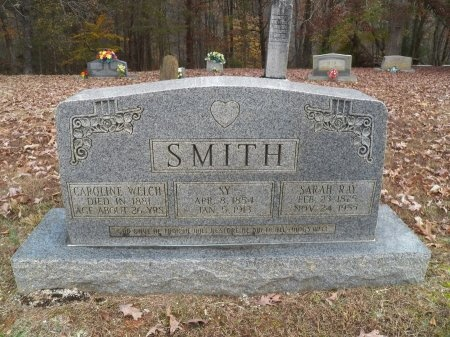 SMITH, CAROLINE - Jackson County, Tennessee | CAROLINE SMITH - Tennessee Gravestone Photos