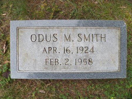 SMITH, ODUS MACUM - Jackson County, Tennessee | ODUS MACUM SMITH - Tennessee Gravestone Photos
