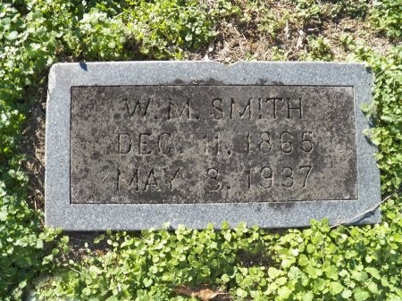 SMITH, WILLIAM MINOR - Jackson County, Tennessee | WILLIAM MINOR SMITH - Tennessee Gravestone Photos