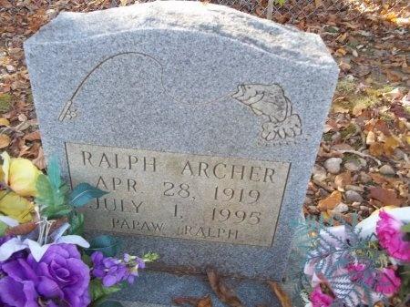 ARCHER, RALPH - Jefferson County, Tennessee   RALPH ARCHER - Tennessee Gravestone Photos