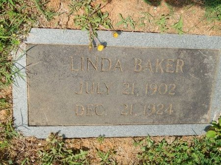 BAKER, LINDA - Jefferson County, Tennessee | LINDA BAKER - Tennessee Gravestone Photos