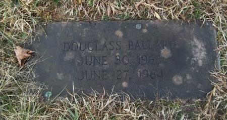 BALLARD, DOUGLASS - Jefferson County, Tennessee   DOUGLASS BALLARD - Tennessee Gravestone Photos