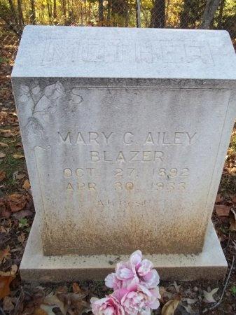BLAZER, MARY CALDONIA - Jefferson County, Tennessee | MARY CALDONIA BLAZER - Tennessee Gravestone Photos