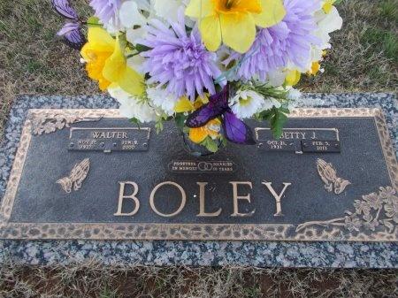 BOLEY, BETTY J. - Jefferson County, Tennessee   BETTY J. BOLEY - Tennessee Gravestone Photos
