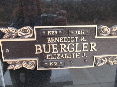 BUERGLER, BENEDICT R. - Jefferson County, Tennessee | BENEDICT R. BUERGLER - Tennessee Gravestone Photos