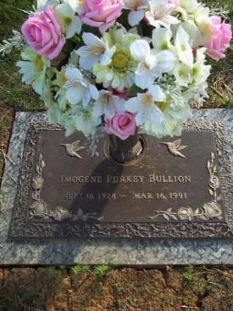 PURKEY BULLION, IMOGENE - Jefferson County, Tennessee | IMOGENE PURKEY BULLION - Tennessee Gravestone Photos