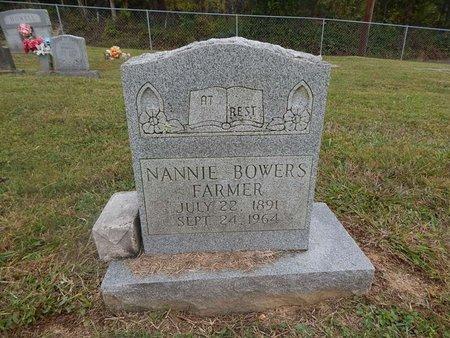 FARMER, NANNIE - Jefferson County, Tennessee | NANNIE FARMER - Tennessee Gravestone Photos