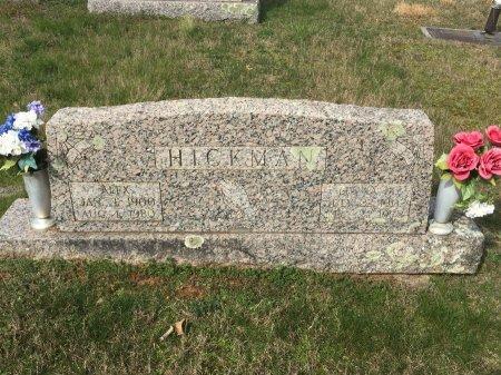 HICKMAN, LENNA M - Jefferson County, Tennessee | LENNA M HICKMAN - Tennessee Gravestone Photos
