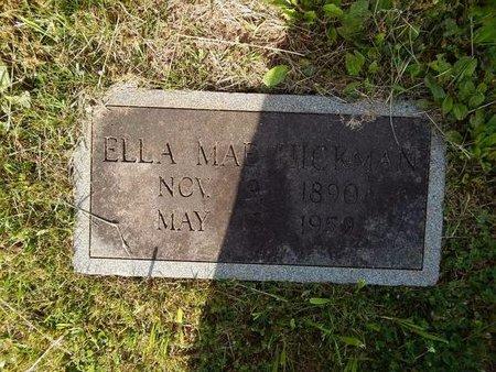 HICKMAN, ELLA MAE - Jefferson County, Tennessee | ELLA MAE HICKMAN - Tennessee Gravestone Photos