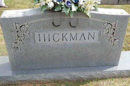 HICKMAN, FAMILY MARKER - Jefferson County, Tennessee   FAMILY MARKER HICKMAN - Tennessee Gravestone Photos