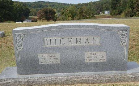 HICKMAN, NETTIE L - Jefferson County, Tennessee   NETTIE L HICKMAN - Tennessee Gravestone Photos