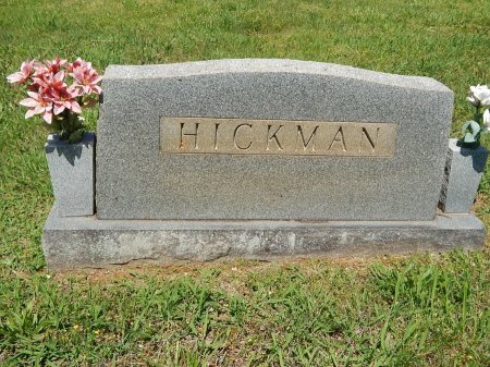 HICKMAN, FAMILY MARKER - Jefferson County, Tennessee | FAMILY MARKER HICKMAN - Tennessee Gravestone Photos
