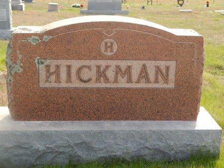 HICKMAN, FAMILY STONE - Jefferson County, Tennessee | FAMILY STONE HICKMAN - Tennessee Gravestone Photos