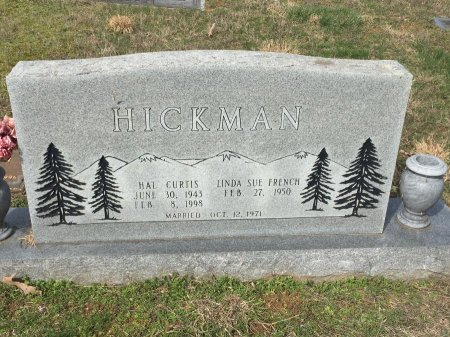 HICKMAN, HAL CURTIS - Jefferson County, Tennessee | HAL CURTIS HICKMAN - Tennessee Gravestone Photos