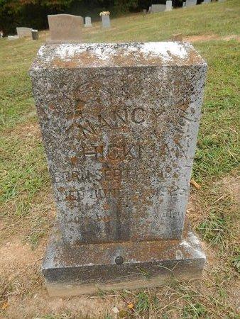 HICKMAN, NANCY E - Jefferson County, Tennessee | NANCY E HICKMAN - Tennessee Gravestone Photos
