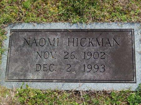 HICKMAN, NAOMI - Jefferson County, Tennessee   NAOMI HICKMAN - Tennessee Gravestone Photos