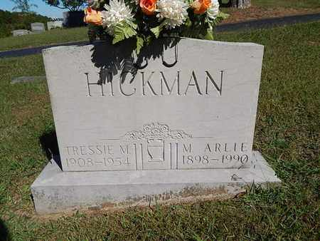 HICKMAN, M ARLIE - Jefferson County, Tennessee   M ARLIE HICKMAN - Tennessee Gravestone Photos