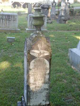 RUSSELL, JOSIE A. - Jefferson County, Tennessee | JOSIE A. RUSSELL - Tennessee Gravestone Photos