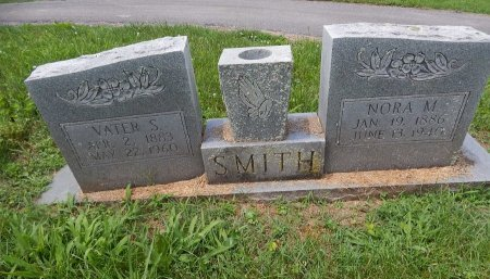MILLER SMITH, NORA M - Jefferson County, Tennessee | NORA M MILLER SMITH - Tennessee Gravestone Photos