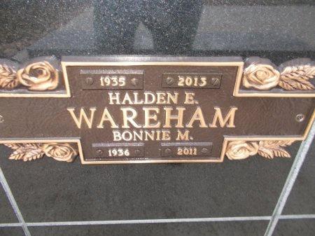 WAREHAM, BONNIE M. - Jefferson County, Tennessee | BONNIE M. WAREHAM - Tennessee Gravestone Photos