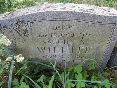 WILHITE, VAUGHN S - Jefferson County, Tennessee | VAUGHN S WILHITE - Tennessee Gravestone Photos