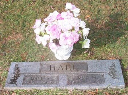 HALL, EMMA MAE - Johnson County, Tennessee | EMMA MAE HALL - Tennessee Gravestone Photos