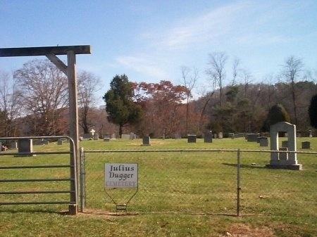 *JULIUS DUGGER OVERVIEW,  - Johnson County, Tennessee |  *JULIUS DUGGER OVERVIEW - Tennessee Gravestone Photos