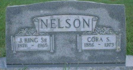 KING, JOHN NELSON SR. - Johnson County, Tennessee | JOHN NELSON SR. KING - Tennessee Gravestone Photos