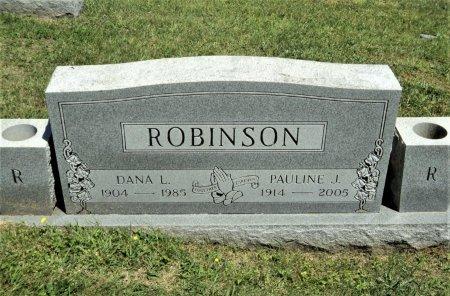 ROBINSON, PAULINE J. - Johnson County, Tennessee | PAULINE J. ROBINSON - Tennessee Gravestone Photos