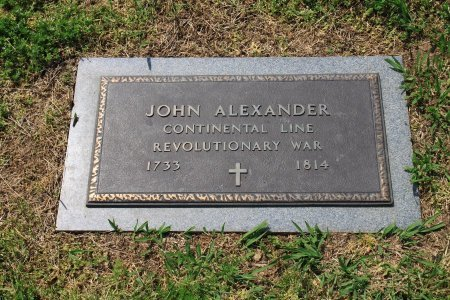 ALEXANDER (VETERAN REV), JOHN - Knox County, Tennessee | JOHN ALEXANDER (VETERAN REV) - Tennessee Gravestone Photos