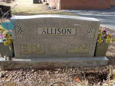 HOOKS ALLISON, MAGGIE P - Knox County, Tennessee | MAGGIE P HOOKS ALLISON - Tennessee Gravestone Photos