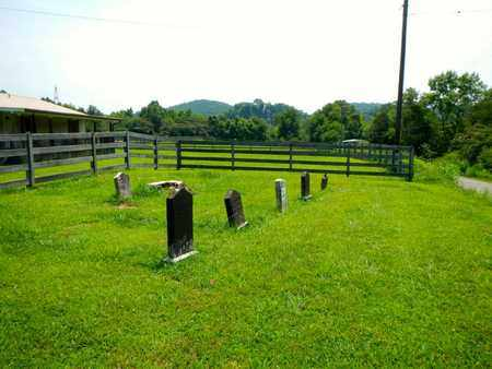 *AULTON CEMETERY, OVERVIEW - Knox County, Tennessee | OVERVIEW *AULTON CEMETERY - Tennessee Gravestone Photos