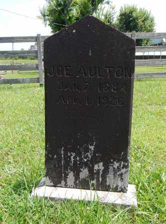 AULTON, JOE - Knox County, Tennessee | JOE AULTON - Tennessee Gravestone Photos