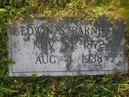 BARNETT, EDWIN S - Knox County, Tennessee | EDWIN S BARNETT - Tennessee Gravestone Photos
