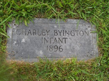 BYINGTON, CHARLEY - Knox County, Tennessee | CHARLEY BYINGTON - Tennessee Gravestone Photos