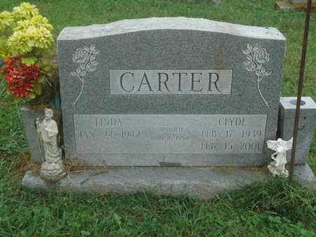CARTER, CLYDE - Knox County, Tennessee | CLYDE CARTER - Tennessee Gravestone Photos