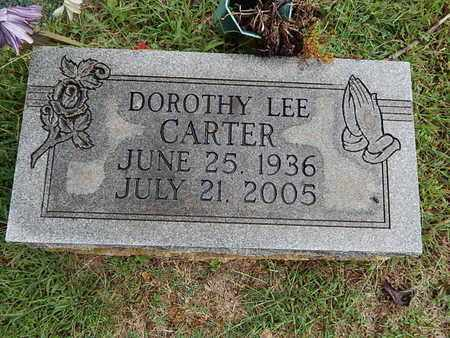 CARTER, DOROTHY LEE - Knox County, Tennessee | DOROTHY LEE CARTER - Tennessee Gravestone Photos